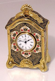 81 Best Royal Table Clock Images Vintage Watches Antique Watches