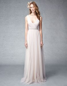 Women's | Bridesmaid Dresses | Muti-tone Tulle Gown | Hudson's Bay
