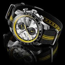 Chopard Grand Prix de Monaco Historique Chronograph Yellow/Black for 2014 - Luxois Monaco, Grand Prix, Gold Factory, Chopard, Automatic Watch, Sport Watches, Yellow Black, Quartz Watch, Chronograph