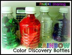 rainbow activity for preschool - Google Search