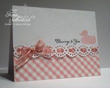 Sweet and Sassy lacy eyelet border die