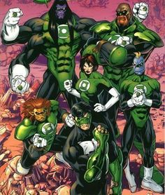 1000+ images about Green Lantern on Pinterest | Green Lanterns ...