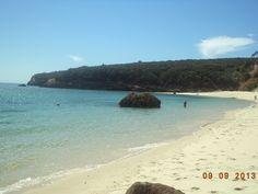 Praia Galapinhos - Setúbal Arrábida