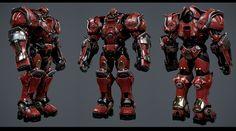 Work in Progress Sci Fi Mech Pack Coming Soon