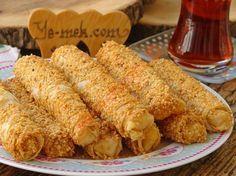 Patatesli Simit Böreği Resimli Tarifi - Yemek Tarifleri