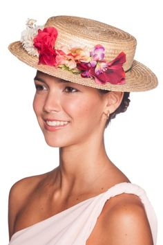 Canotier y Corona Supernatural Style Dapper Day Outfits, Fascinator Hats, Fascinators, Headpieces, Pearl Shoes, Mad Hatter Hats, Diy Hat, Love Hat, Boater