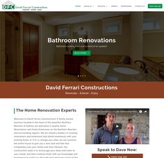 David Ferrari Constructions is located on the Northern Beaches of Sydney and specialise in renovations and extensions. Bathroom Renovations, Home Renovation, 15 Years, Beaches, Ferrari, Sydney, Extensions, David, Construction