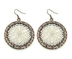 Tatum earrings (silver)- $9.60- 10% off with code 0512 at checkout! Free shipping! www.facebook.com/meganscentsofstyle