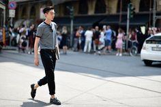 Streetsnaps: Milan Fashion Week 2015 Spring/Summer Part One