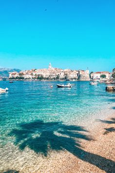 Korcula stad, de mooiste stad op het eiland Korcula. Maybe Someday, World View, Heaven On Earth, Dream Vacations, Nice View, Croatia, Travel Inspiration, Places To Go, Beautiful Places