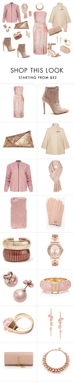 """One Dress Two Occasions"" by kerashawn ❤ liked on Polyvore featuring Topshop, Georgina Skalidi, FAY, Helmut Lang, Free People, Tory Burch, Ted Baker, Rosantica, Michael Kors and Kate Spade"