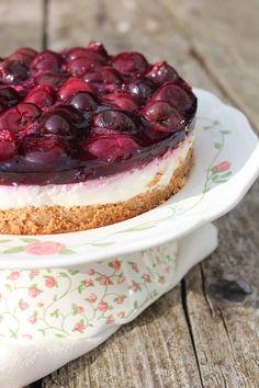 Baking Recipes, Snack Recipes, Healthy Recipes, Healthy Cheesecake, Sweet Bakery, Sweet Pie, Healthy Baking, No Bake Desserts, No Bake Cake