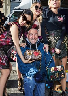 Discover the new Dolce & Gabbana Women's Fall Winter 2017-18 Collection and get inspired.