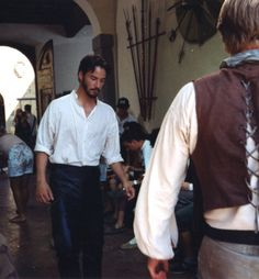 Keanu ♡♥ Reeves in Much ado about nothing