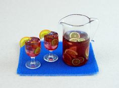 Classic Sangria Set - miniatures #wine