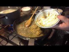 Spaghetti con burro e acciughe sott'olio - YouTube