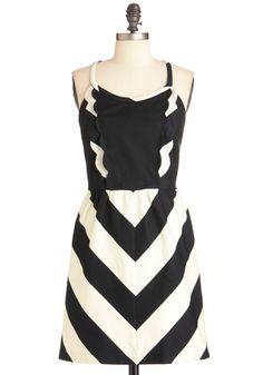 Stationery Show Dress, #ModCloth