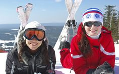 How to Jazz Up Your Ski Vacation Photos and More. By Molly Ford for Parade Magazine.