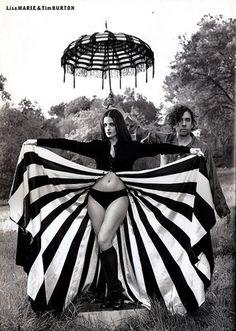 Muchness, Tim Burton style ;)