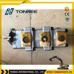 PC40-7 Gear Pump PC50UU-2 Hydraulic Pump 705-41-08090