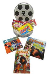 GIVEAWAY ~ Collect All Four DreamWorks Animation DVD Samplers ~ ARV $53