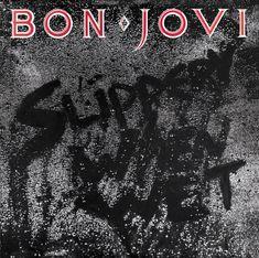 'Slippery When Wet' van Bon Jovi op AppleMusic