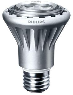 Philips EnduraLED (TM) Dimmable 45W Replacement PAR20 Indoor Flood LED Light Bulb Warm White Color (3000 Kelvin) $27.95