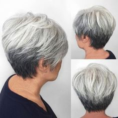 Pixie Hair Women Over 50