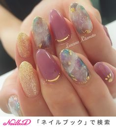 Eplore creative and beautiful nail art & nail designs to inspire your next manicure. Try these fashionable nail ideas and share them with us at Nail Polish Designs, Cute Nail Designs, Creative Nail Designs, Fall Nail Designs, Perfect Nails, Gorgeous Nails, Perfect Makeup, Cute Nails, Pretty Nails