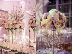 When it comes to weddings I have never had an honest opinion. All I knew was that I imagined mine very classy and elegant.The following Floral Wedding Centerpieces Collection has got be thinking about the importance o...