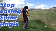 As you can imagine one of the most important parts of being a successful golf player is learning exactly how to swing and hit the ball correctly. If you have a poor golf swing, it can work against you dramatically and cause you numer Golf Downswing, Play Golf, Single Swing, Golf Score, Putting Tips, Perfect Golf, Golf Player, Golf Lessons, Best Foundation