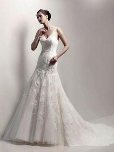 Enzoani Wedding Dress Cincinatti