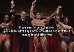 """The Best Arnold Schwarzenegger Quotes From """"Pumping Iron"""""""