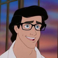 Definitive Proof Even Disney Men Look Hotter With Glasses
