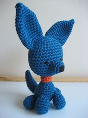 Ravelry: Amigurumi Perky Puppy pattern by Emily Premise-Conclusion