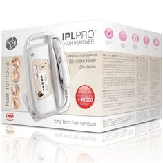 Learn how to use the Rio Professional IPL hair remover Check for any reaction by testing a small area of your skin 24 hours before you begin remedy. This patch test will confirm the maximum power level on your skin type. If you find yourself able to go, shave the area to be treated. This ensures... #Epilators #Depilatories #Waxing #Cream #Electrolysis #Hairremoval