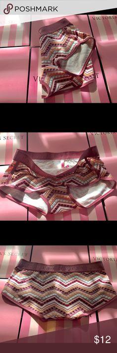 Pink Victoria's Secret Boy-Short Pink Victoria's Secret Boy-Short , Size Medium , 100% NWT PINK Victoria's Secret Intimates & Sleepwear