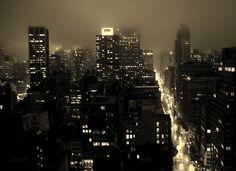 Misty NYC - Gotham City I