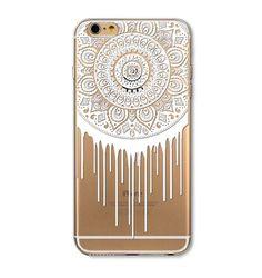 Mandala Drip iPhone 6 Case
