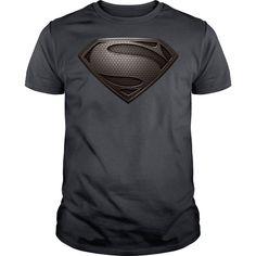 Superman Man of steel logo