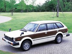 Honda Civic Country Ii 1980 83