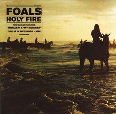 Foals - 2013 - Holy Fire ----