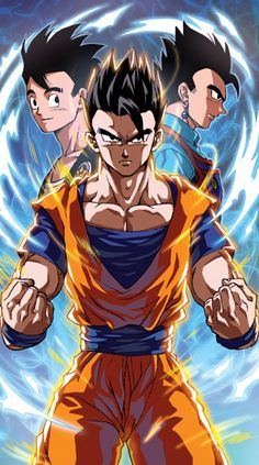 Ultimate Gohan - Visit now for 3D Dragon Ball Z shirts now on sale!
