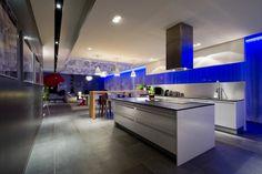 ÉPÍTÉSZ BELSŐÉPÍTÉSZ BLOG: Modern contemporary Loft design in Arve,France - Különleges Modern loft belsőépítészet Franciaországból