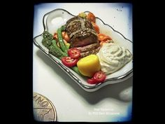 Polymer Miniature Beef Tenderloin - YouTube