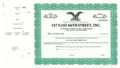Custom Goes Lithographing #742 Stock Certificate https://www.corporatepublishingcompany.com/product/goes-742-certificates