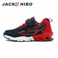 d8469fcf1cd80 JACKSHIBO Copii de toamnă moda adidași de formare pentru băieți copii  pantofi de alergare de primăvară tocuri de adolescente fete pentru copii  pantofi ...
