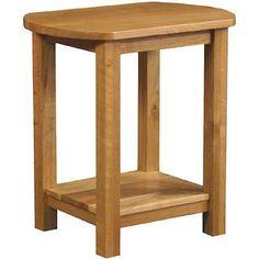 AlpenHome Funda Side Table