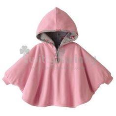 Combi Baby/Toddler Reversible Poncho