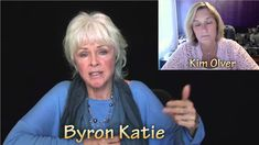 Summit 2014 Byron Katie